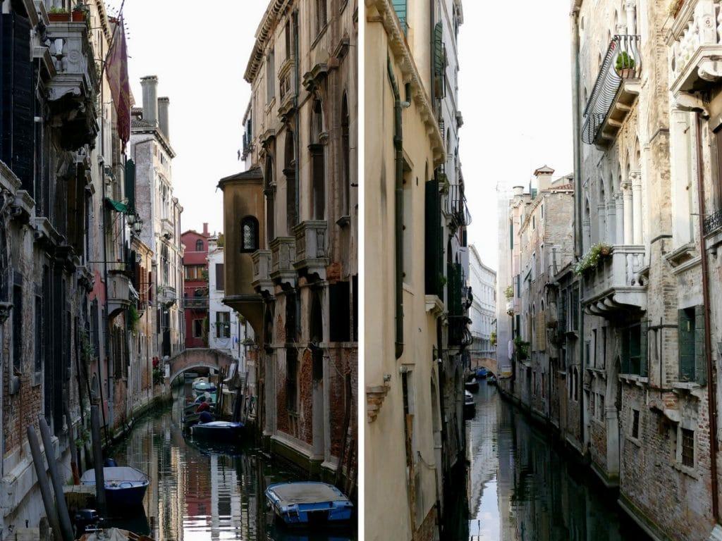 canaux dans San Polo - Venise