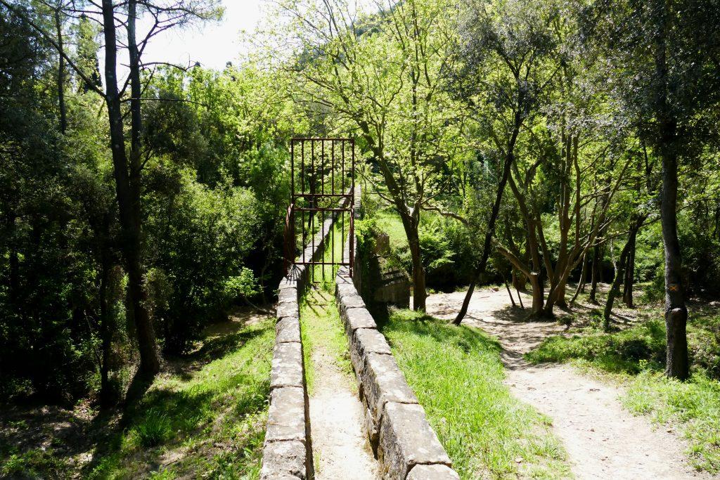 Aqueduc de Villeneuvette - Hérault