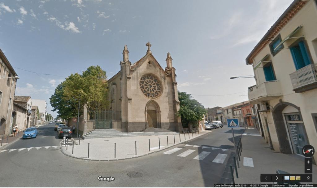 église d'Agde