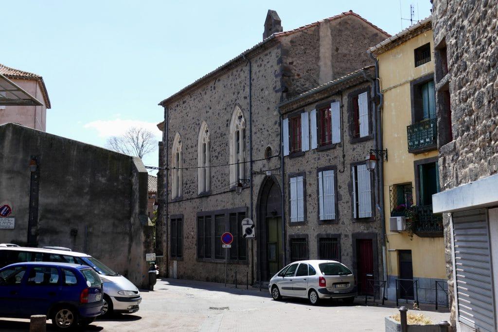 ancienne église agde