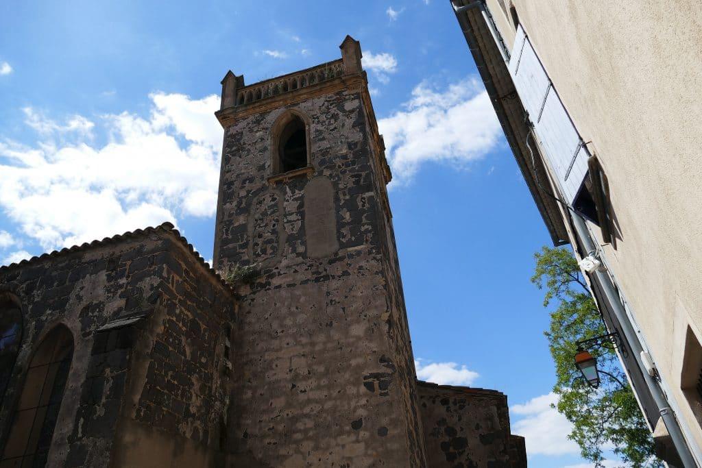 église saint-André Agde