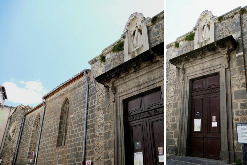 église saint-Sever agde