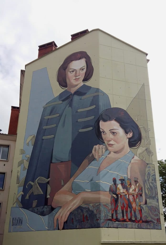 Pont des Demoiselles - Graffiti Toulouse