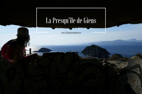Sentier du littoral de la Presqu'île de Giens