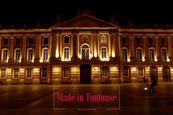 PLace du capitole - Toulouse