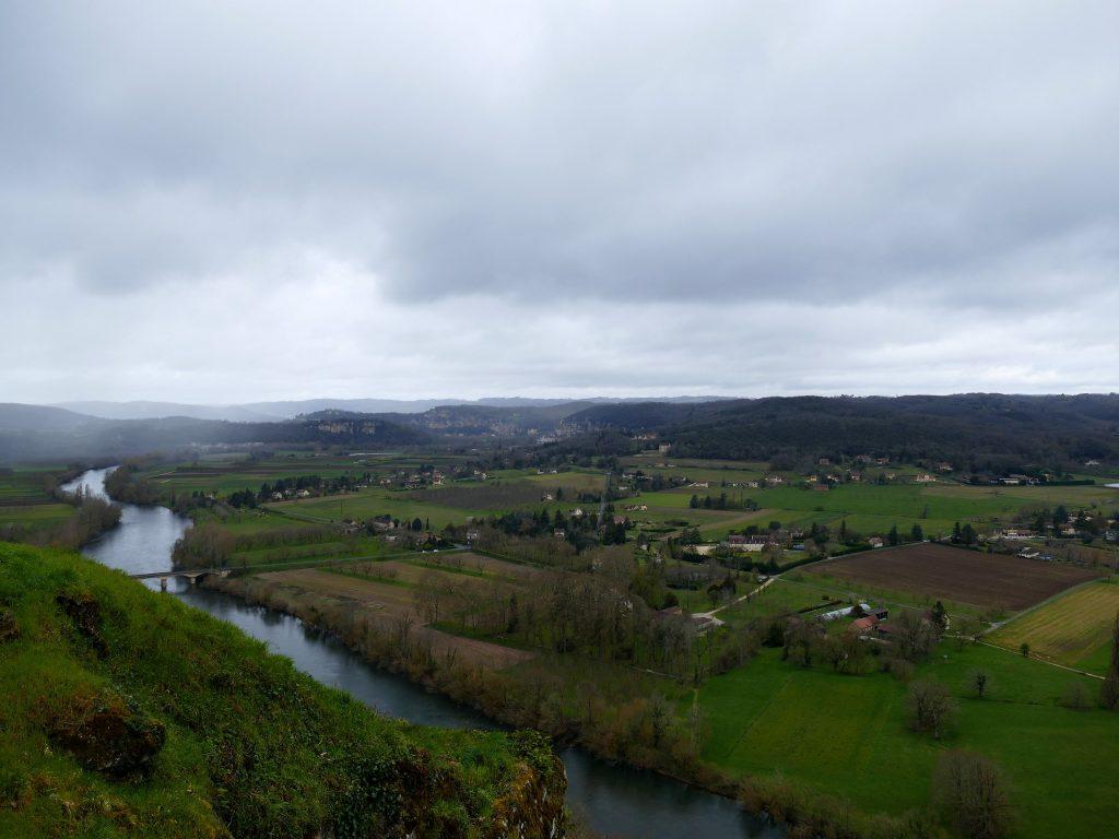panorama depuis Domme