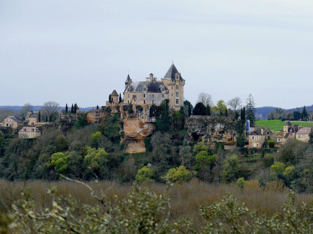 chateau de Vitrac en Dordogne