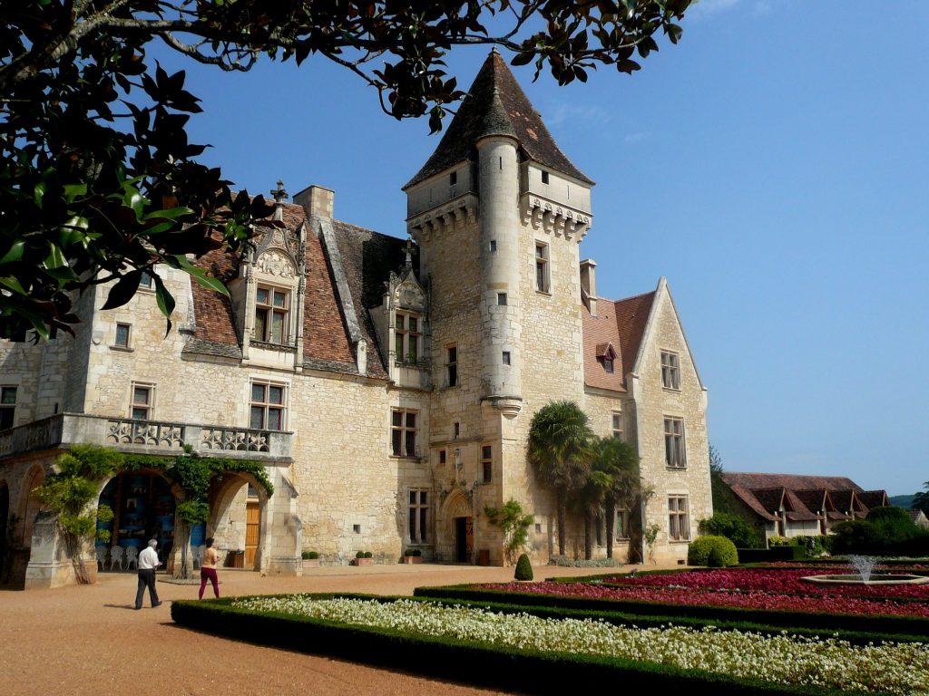 la château des Milandes