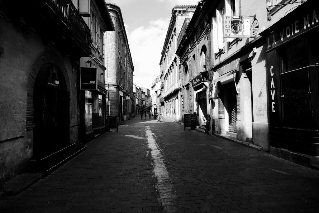 rue pargaminière Toulouse