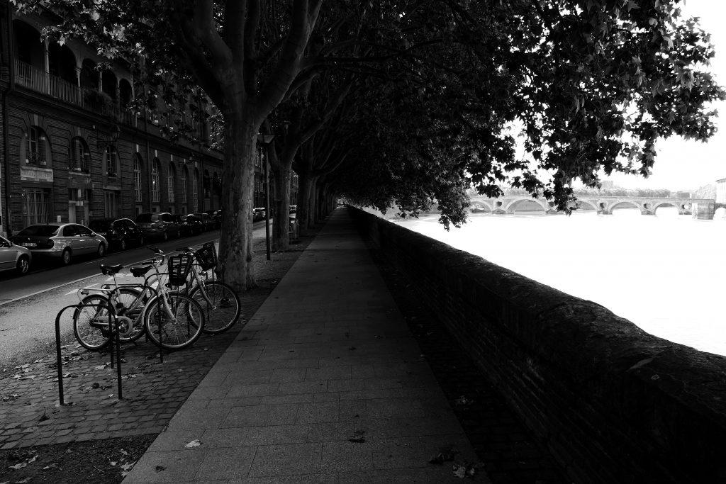 quais de la Garonne Toulouse
