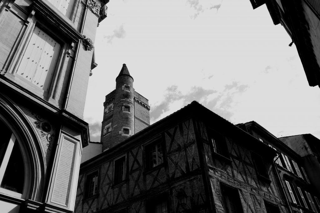 tourelle rue saint-Rome - Toulouse