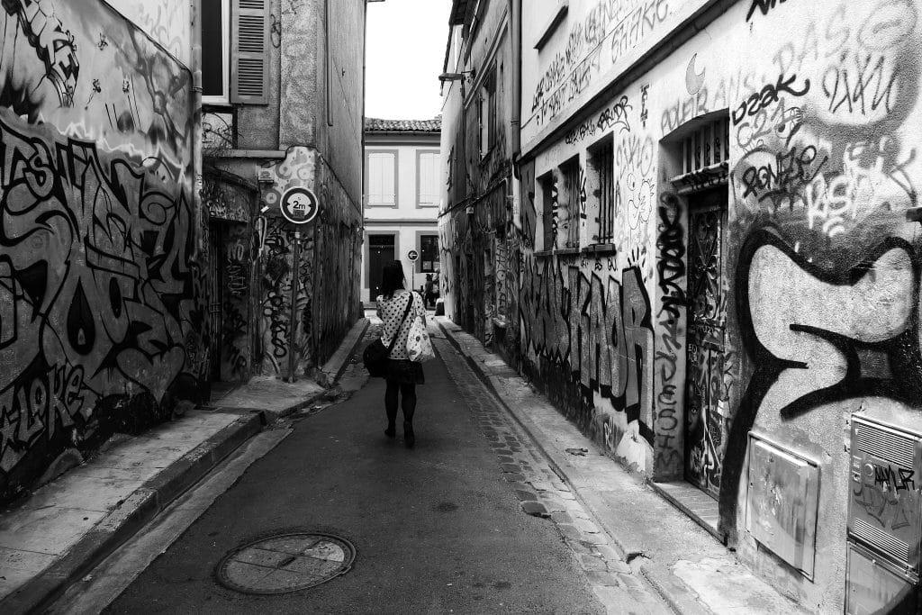 rue Gramat Toulouse