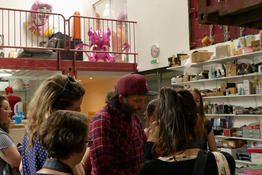 Rencontre avec Tilt - graffiti artist