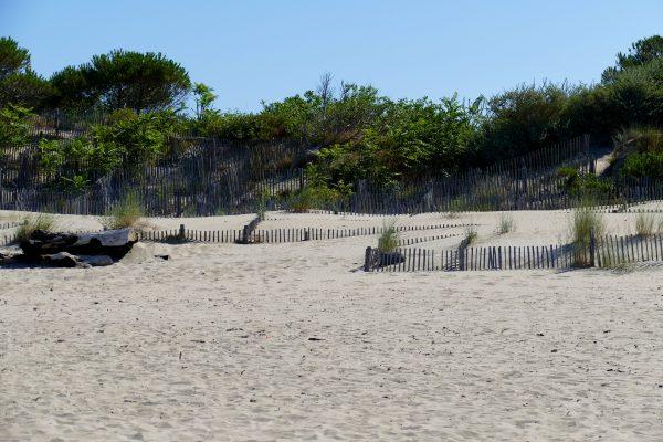 plage de La Tamarissière -Agde