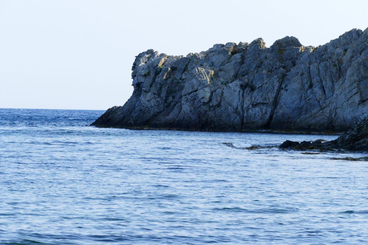 Plage des Darboussières sur la presqu'île de Giens