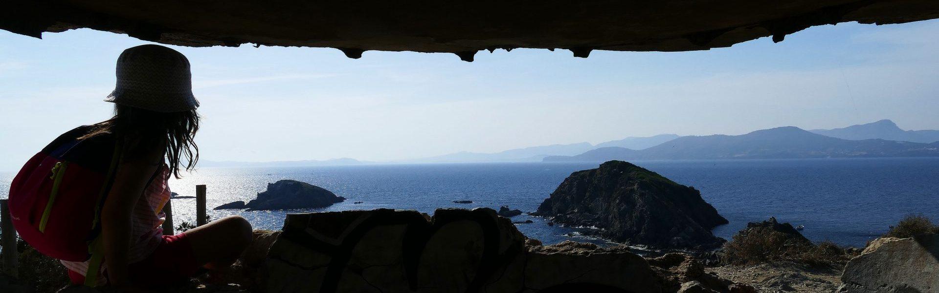 panorama sur la Presqu'île de Giens