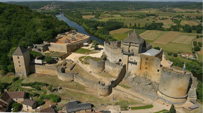 chateau de Beynac et Cazenac