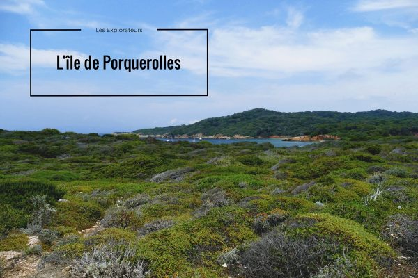 Les Explorateurs de Porquerolles par Fish & Child(ren)