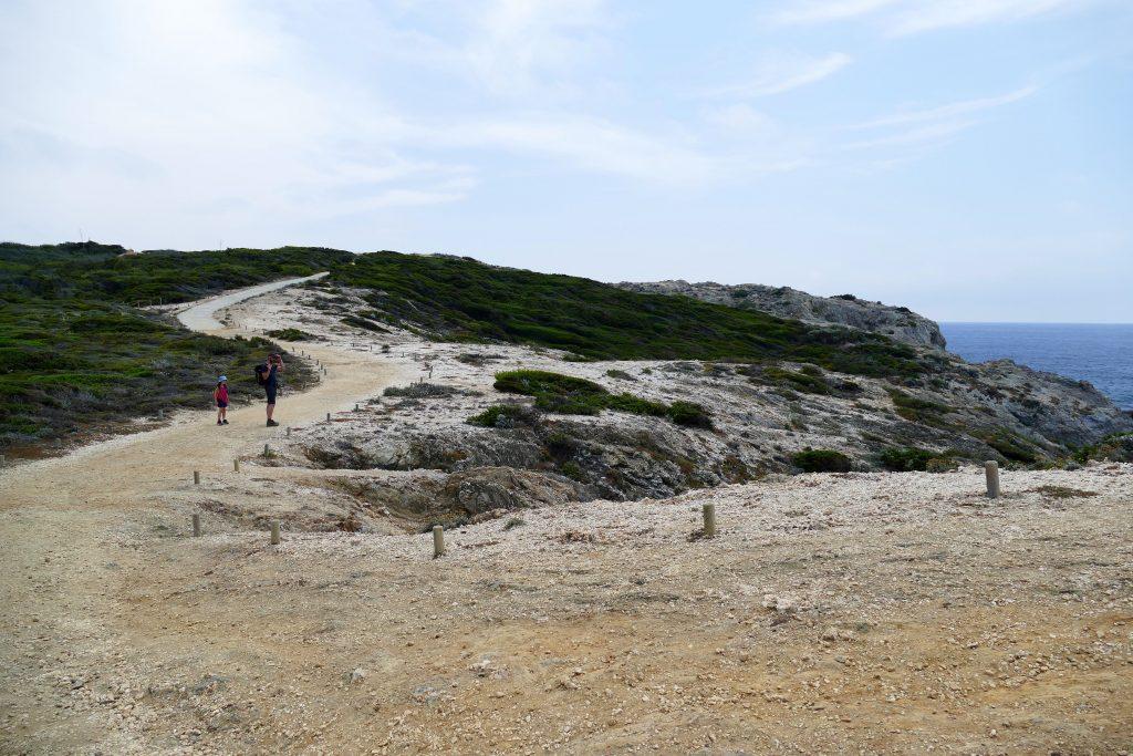 Pointe du Grand Langoustier, Porquerolles