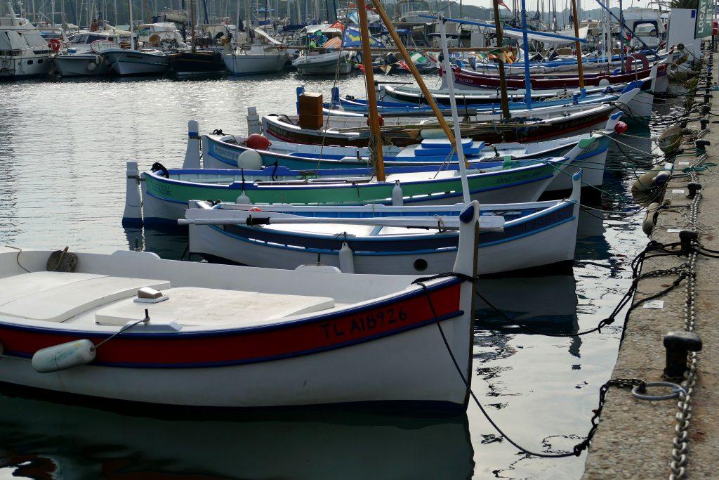port de Porquerolles