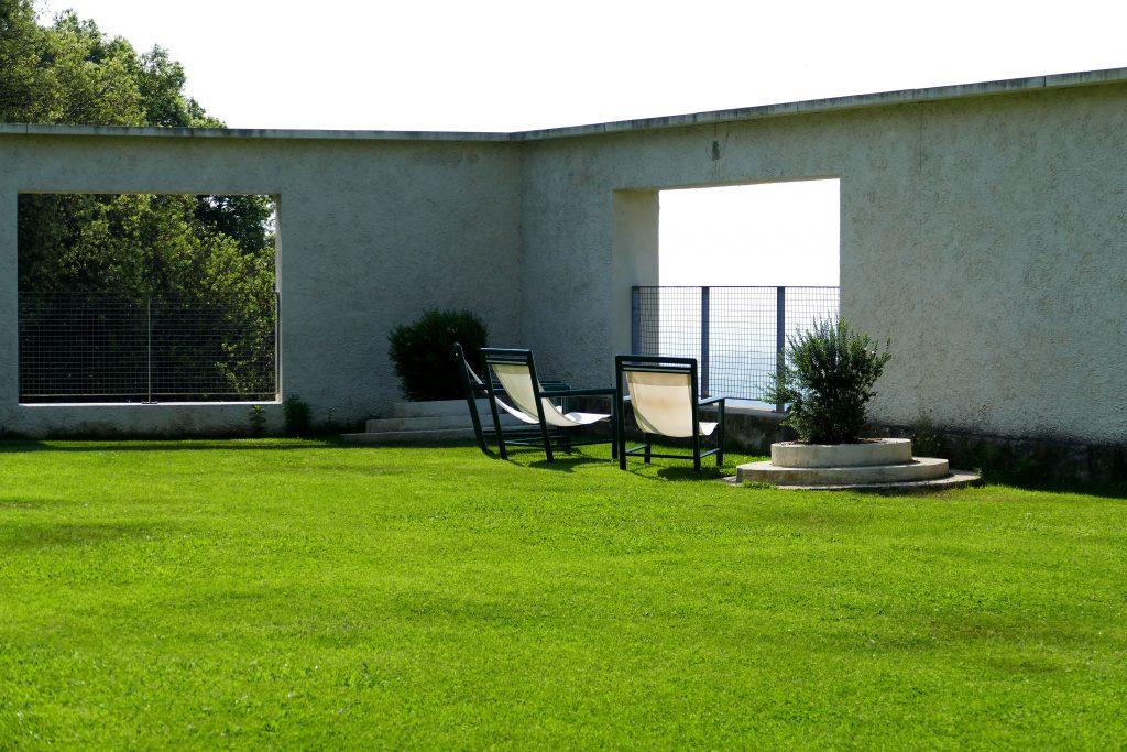 terrasse villa Noailles