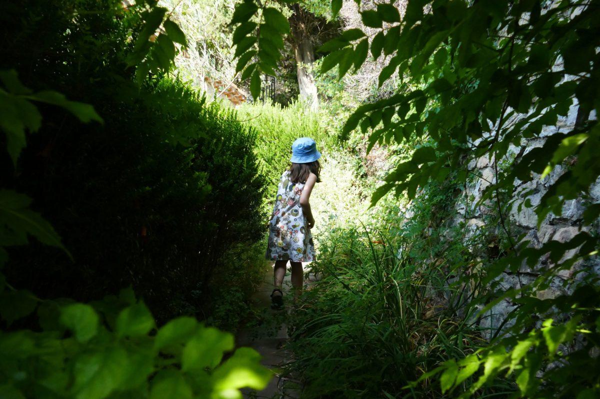 allées du parc saint-Bernard - Hyères