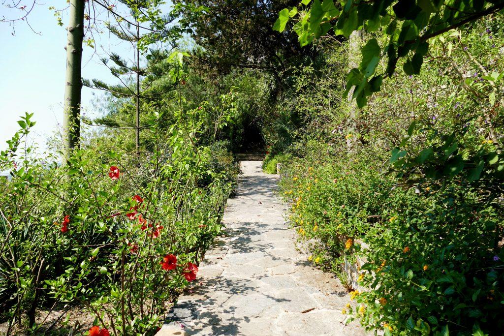 parc Sainte-Claire -Hyère