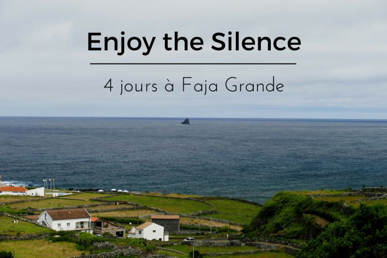 Enjoy the Silence - découverte de l'île de Flores par Fish & Child(ren)
