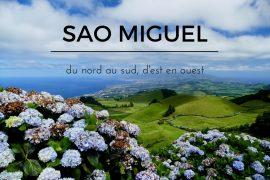 paysage sur Sao Miguel