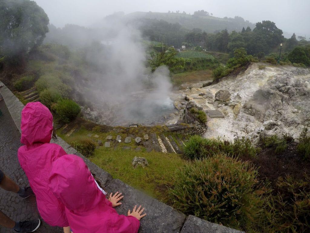Les Caldeiras de Furnas / Sao Miguel - Açores
