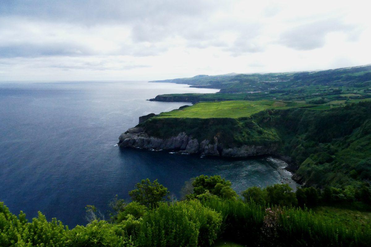 côte de Sao Miguel - Açores