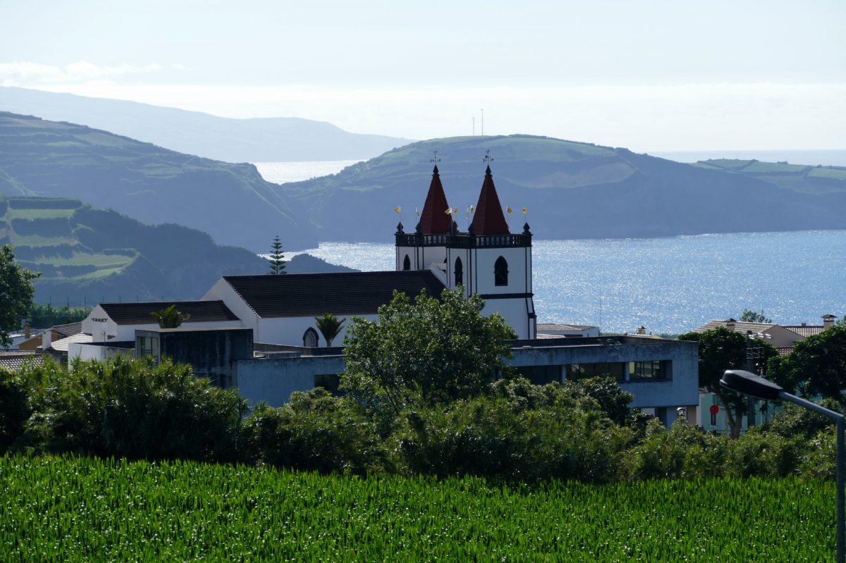 cloché sur Sao Miguel (Açores)