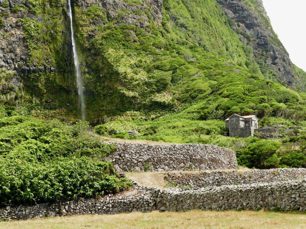 Poço do Bacalhau (Flores - Açores)