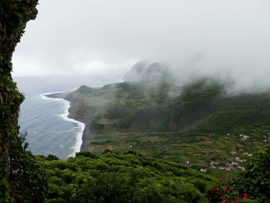 village de Fajazinha (Flores - Açores)