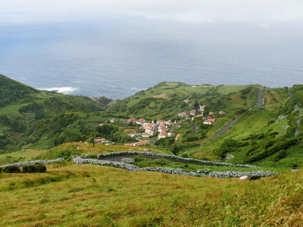 village de Mosteiro (Flores - Açores)