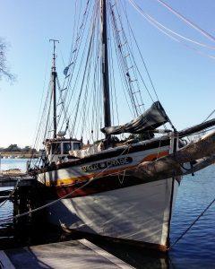 bateau le vieux crabe - Agde