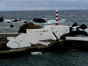 port de santa-cruz das Flores