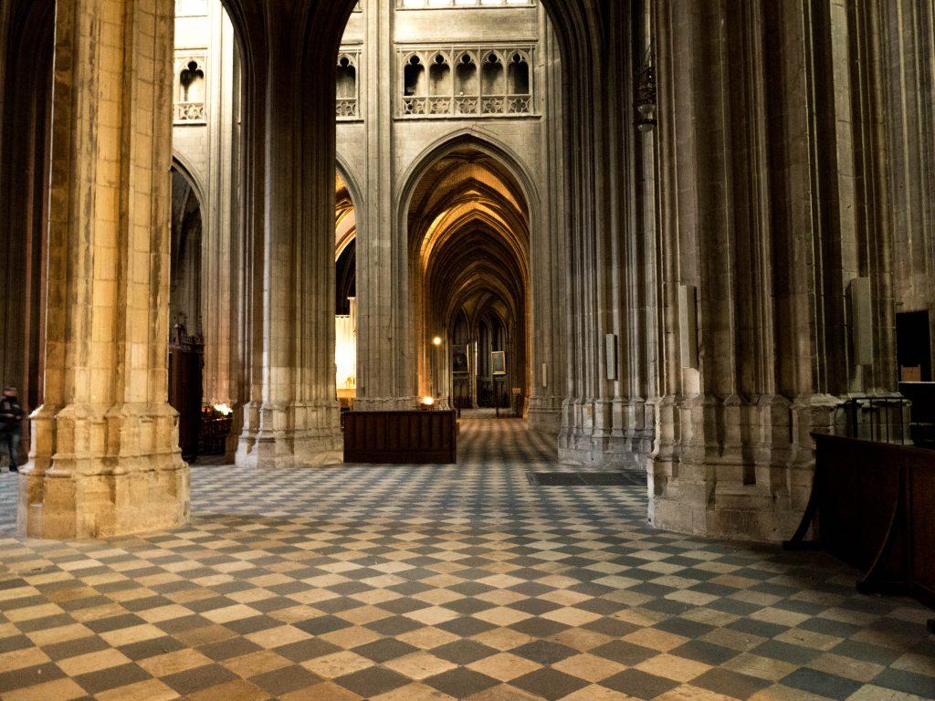 cathédrale sainte-croix Orléans