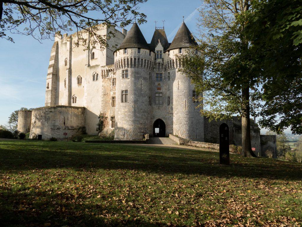 château musée Saint-Jean de Nogent le Rotrou