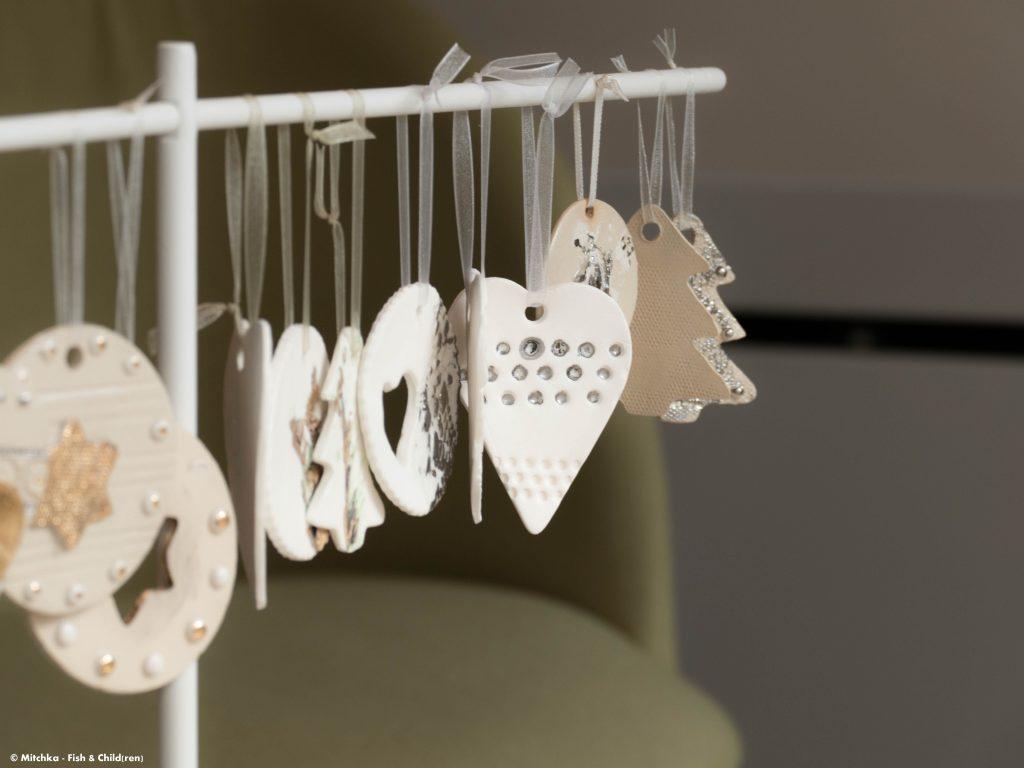décoration en céramique d'Anne Vachard