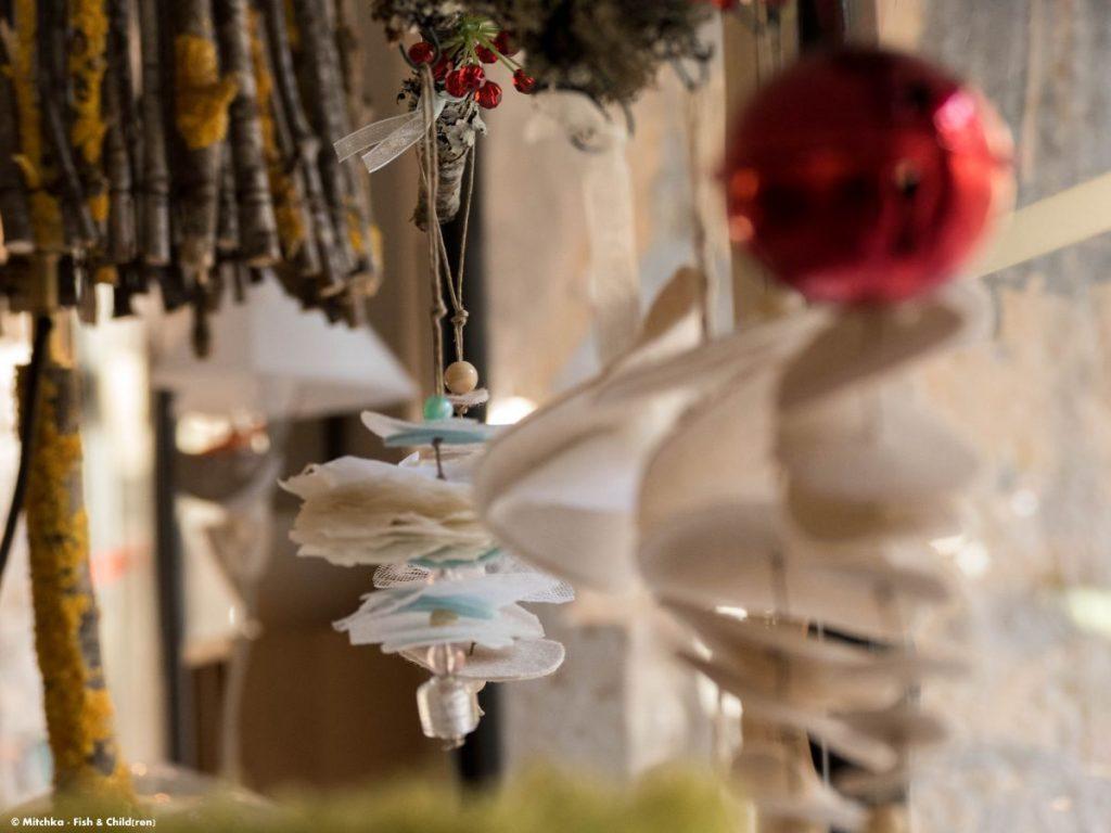 décoration de Véronique Mallavam