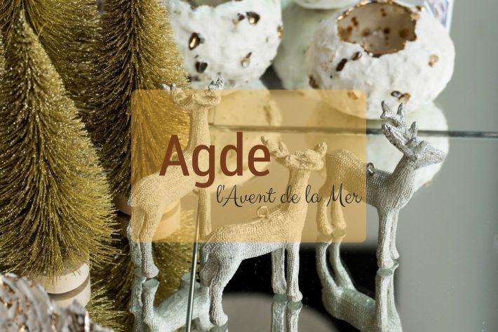l'Avent de la mer - quoi faire à Agde en attendant le Père Noel