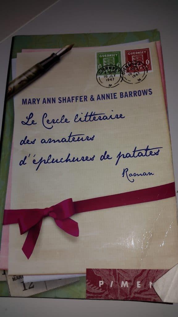 le cercle littéraire des amateurs d'éplucheurs de patate