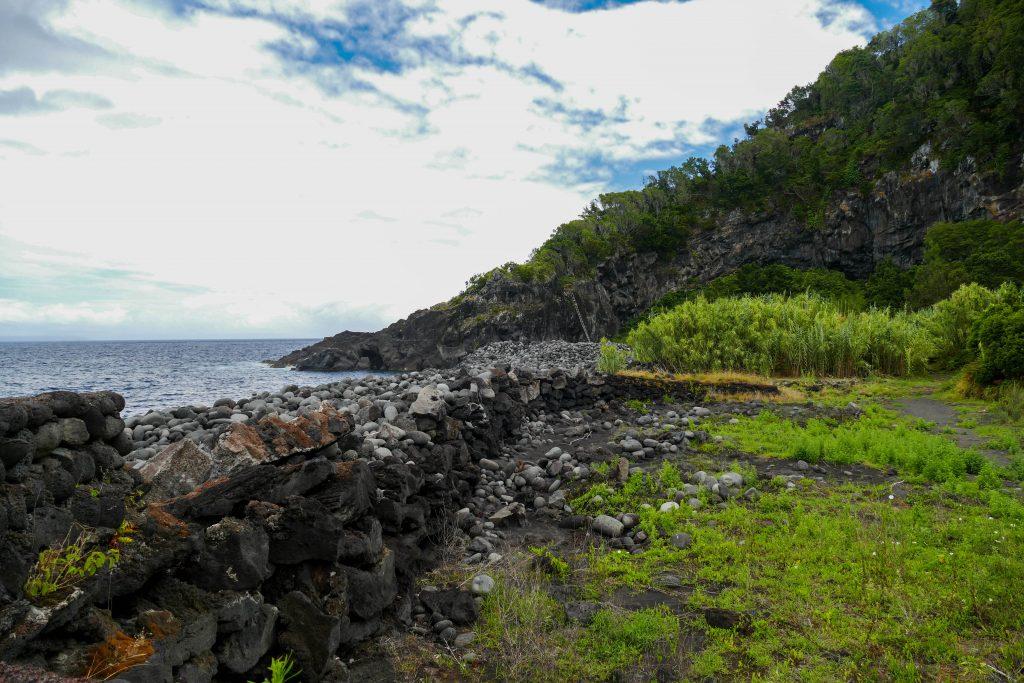 Bahia das Canas sur Pico - Açores