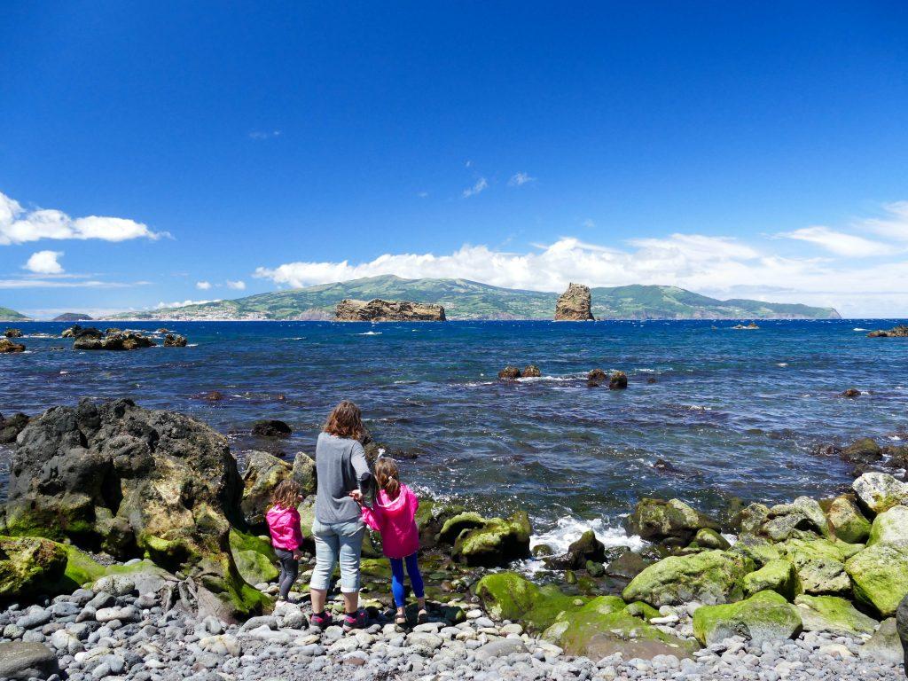 port de Madalena sur Pico aux Açores