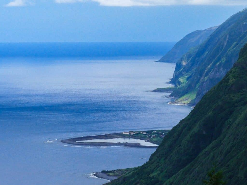 Faja dos Cubres - Sao Jorge (Açores)