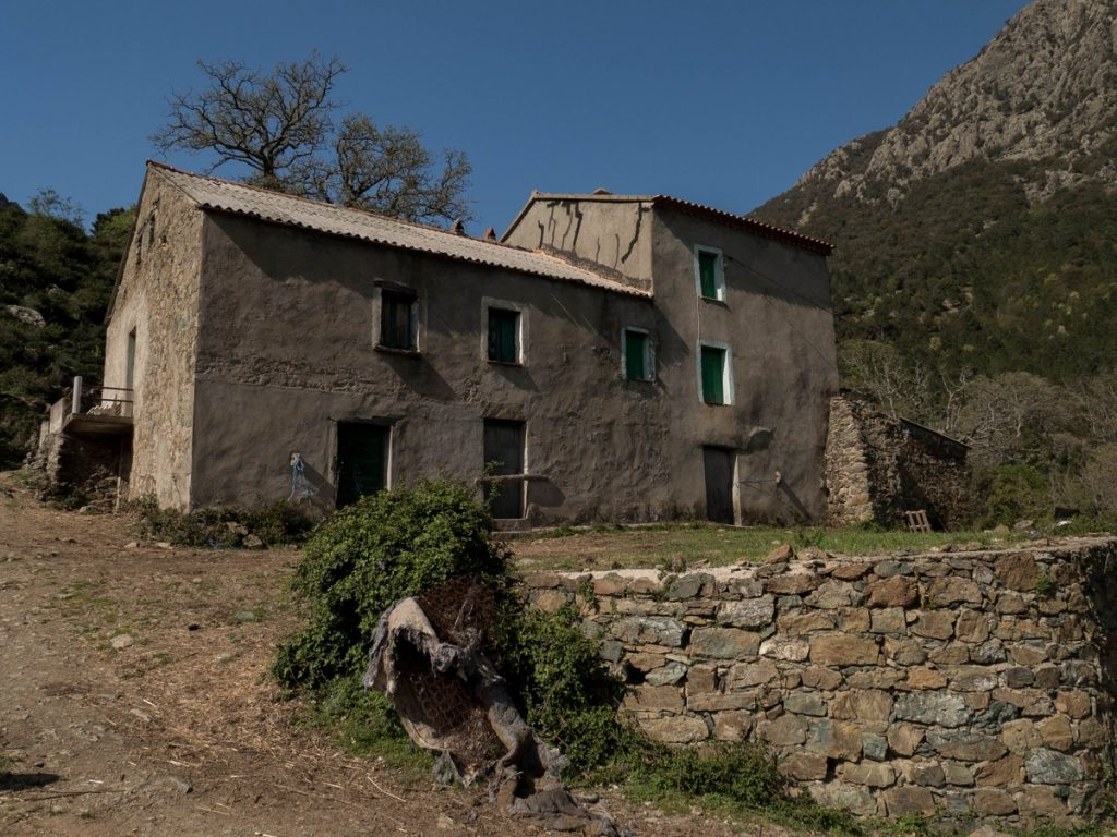 maison à Rosse- Corse