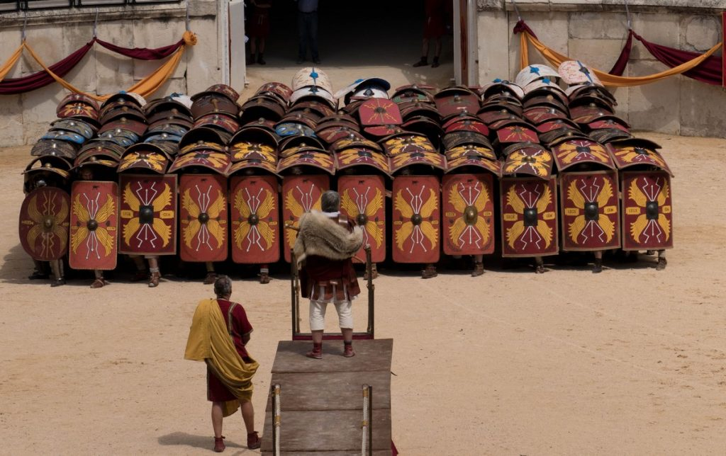 Grand jeux romains de Nîmes