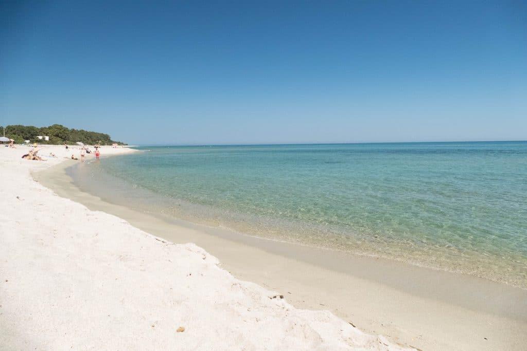 plage de Pinia - Corse