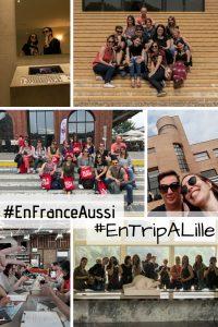 #EnFranceAussi #EnTripALille par Fish & Child(ren)